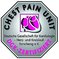 Zertifikat Chest Pain Unit